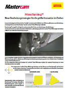Mastercam Prime Turning